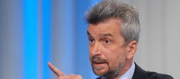 Cesare Damiano, esponente della minoranza dem