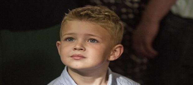 Copilul care susține că a fost în Rai