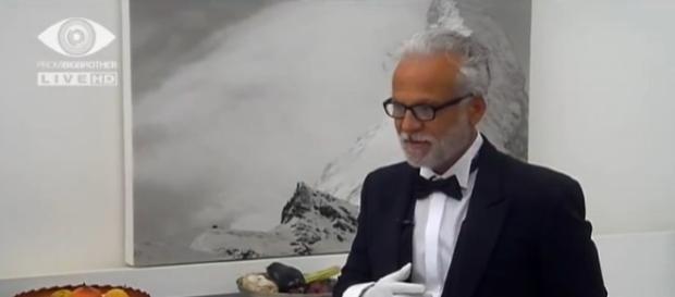 Der Butler im Luxusbereich: Nino de Angelo