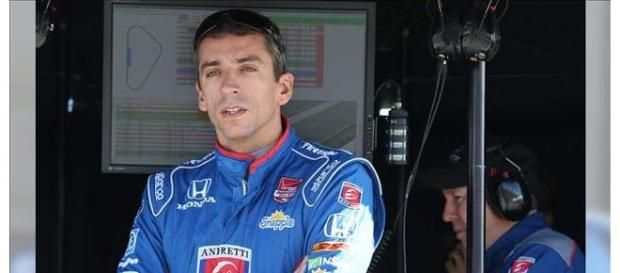 Justin Wilso, fallecido por accidente en Indycar