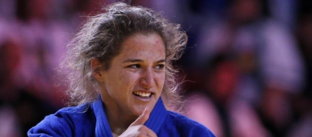 La judoka Pareto Campeona Mundial'15 en kazajistán