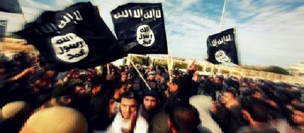 Sostenitori dell'Isis per le strade di Gaza