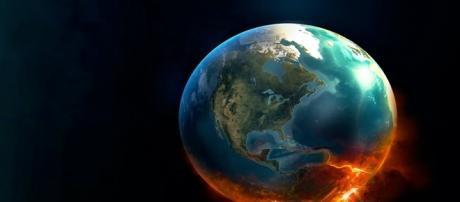 El planeta tierra y el fin de una civilazacion