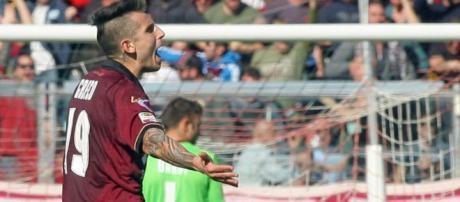 Leandro Greco, centrocampista del Verona