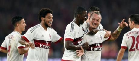 Milan-Balotelli, inizia la nuova avventura.
