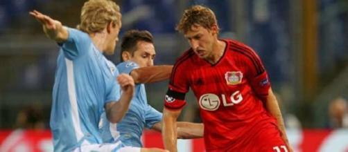 Diretta Bayer Leverkusen - Lazio