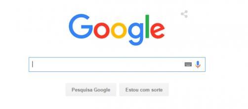Novo logotipo da empresa Google