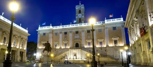 Piazza del Campidoglio, chi comanda a Roma?