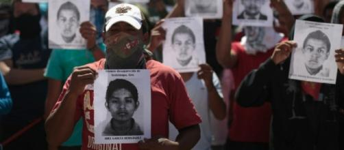 Protesta en la Ciudad de México (Foto: Reuters)