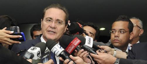 Renan convoca sessão do Congresso