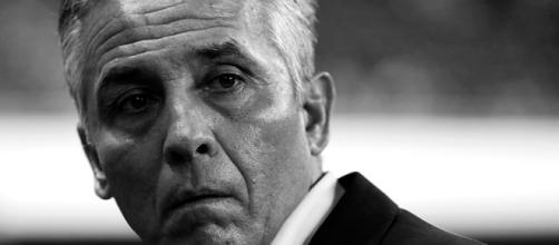 Sergio Bueno, vive momentos duros en Cruz Azul