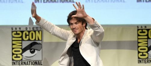 TVD 7, Ian Somerhalder alias Damon Salvatore.