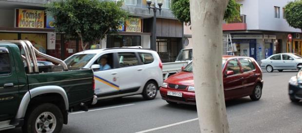 A veces hay fraudes en los trayectos de los taxis.