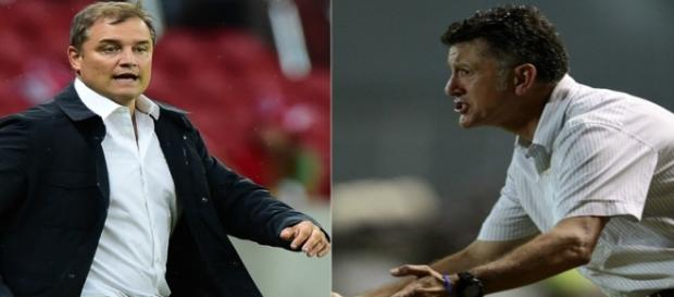 Aguirre e Osorio são os casos recentes no Brasil