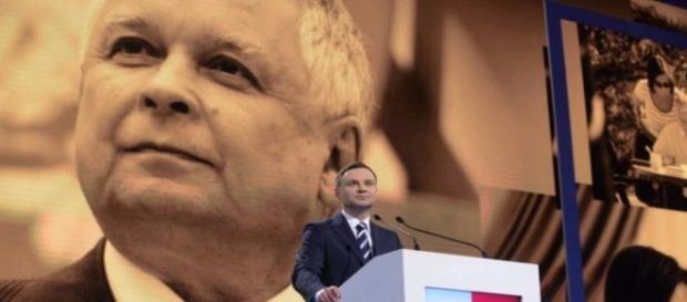 Andrzej Duda odwołuje się do Lecha Kaczyńskiego