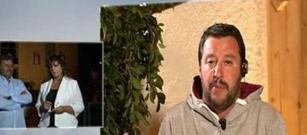 I Casamonica minacciano Salvini.