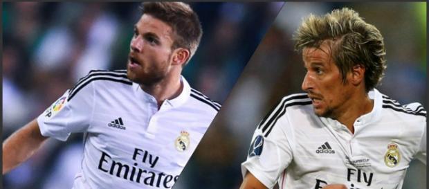 Illarramendi y Coentrao dejan el Real Madrid