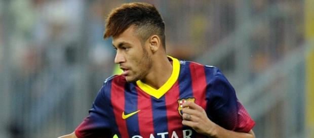 Manchester United tem interesse em Neymar