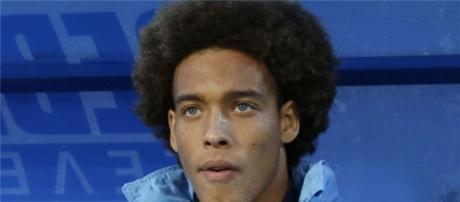 Axel Witsel, centrocampista dello Zenit