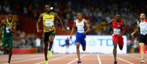 Bolt, campeón en los 200 metros en Beijing