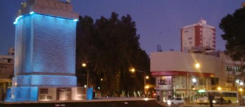 Ciudad de Neuquen, capital de la provincia