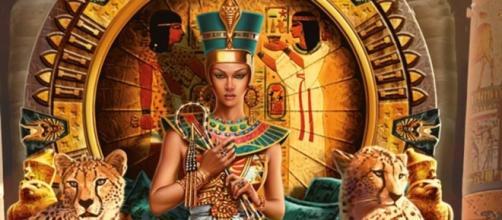 Cleópatra - A rainha do Egipto