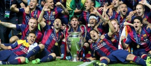 El Barcelona es el último campeón
