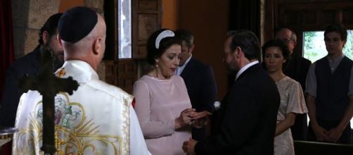 Francisca e Raimundo si sposano!