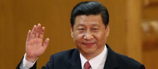 Il capo del governo cinese Xi Jinping