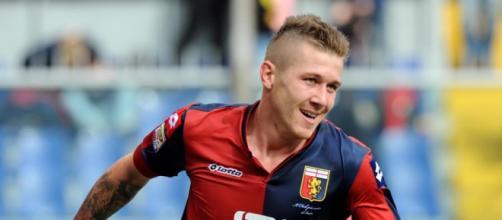 Kucka, centrocampista del Genoa