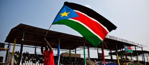 Sudán del Sur es el país más joven del mundo.