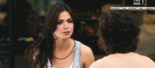 Telenovela Legami: Diana minaccia Eunice