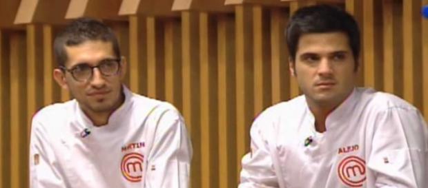 Alejo se impone a Martín en la Final de Masterchef