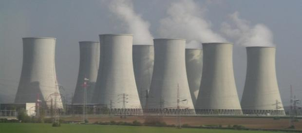 Elektrownia jądrowa w Buhonice. Fot. Wikipedia