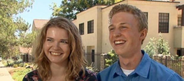 Iubirea a salvat viața unui cuplu american