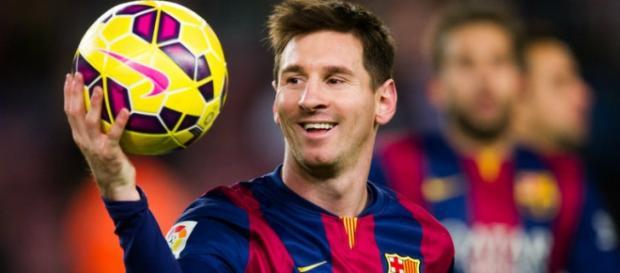 Messi fue elegido el mejor futbolista de Europa