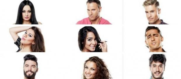 Participantes del nuevo 'reality' de MTV