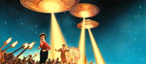 ¿Pueden invadirnos agresivos alienígenas?