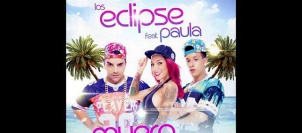 Portada del single de Paula González