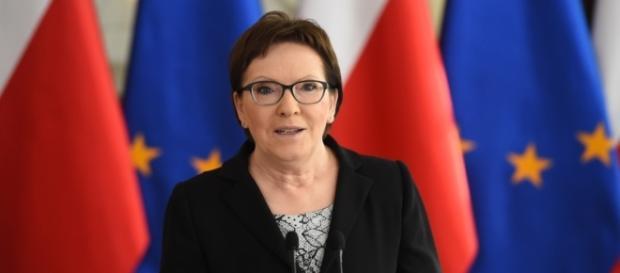 Prezes Rady Ministrów, Ewa Kopacz.