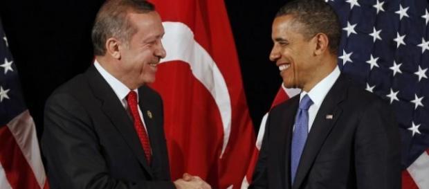 Turchia e Stati Uniti, uniti contro l'Isis.