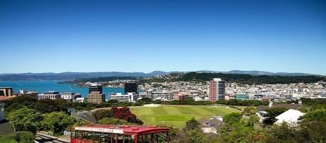 Wellington, capital da Nova Zelândia