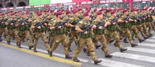 Bando concorso pubblico esercito italiano 2015