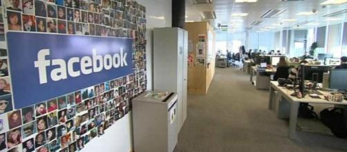 Escritório do Facebook na capital Irlandesa