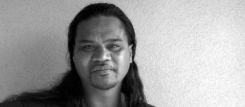 Lawrence Makoare, il Guerriero in 'The Dead Lands'