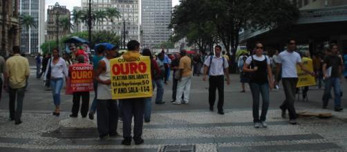 São Paulo é o estado mais populoso. foto wikipedia