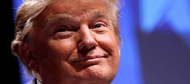 El discurso apantalla tontos de Trump