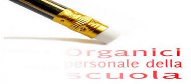 La composizione degli organici scolastici