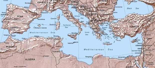 Los tsunamis en el Mediterráneo son habituales