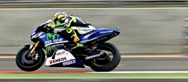 Valentino Rossi no está bien en Inglaterra